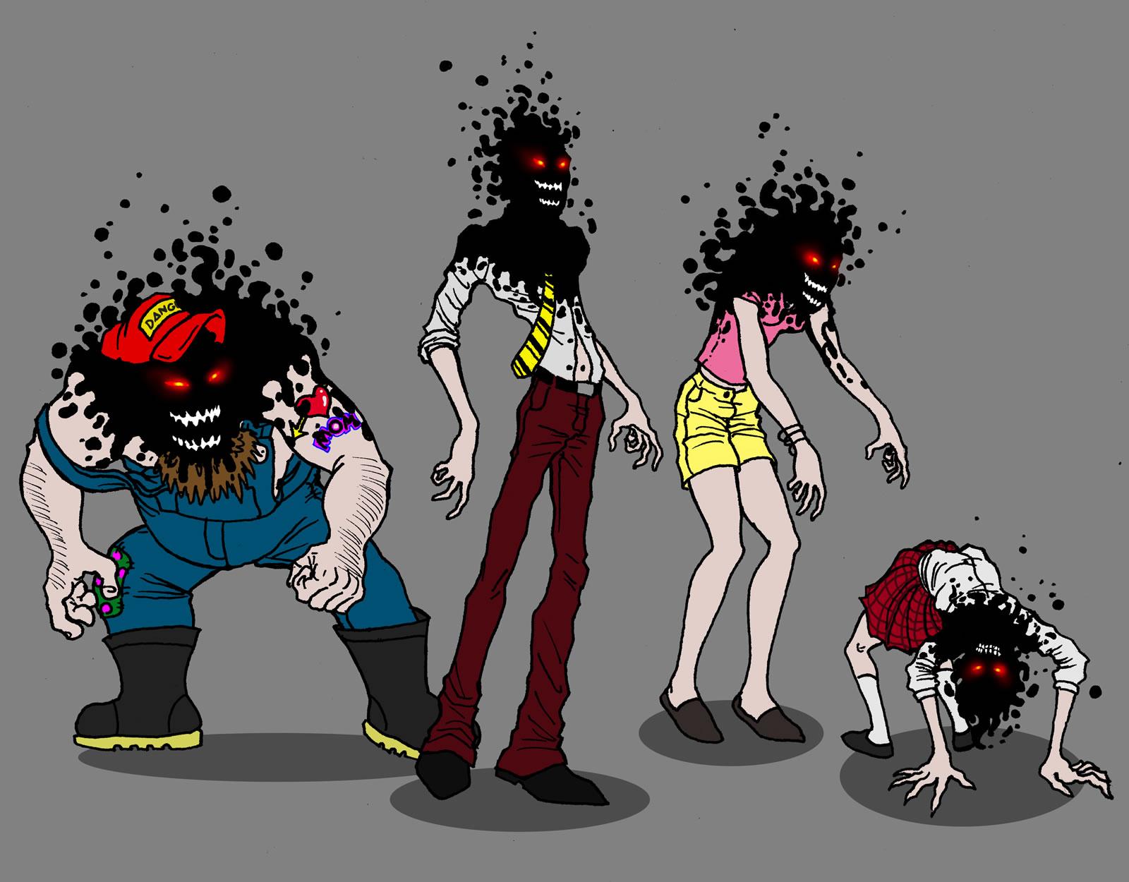 Zombies propuesta